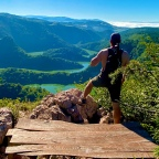 Hiking/Exploring the Uvac Valley in Serbia
